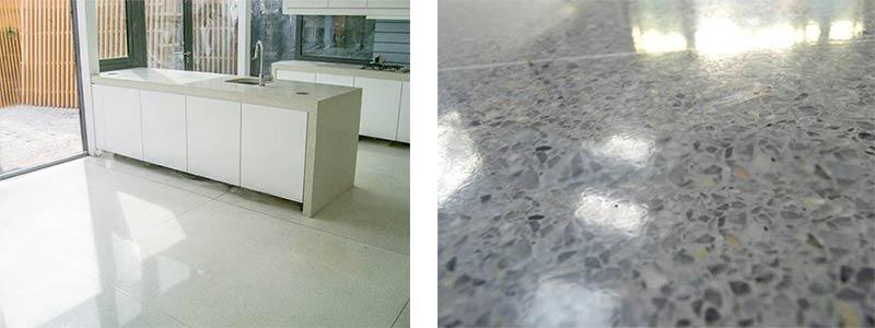 Terrazzo Flooring Examples