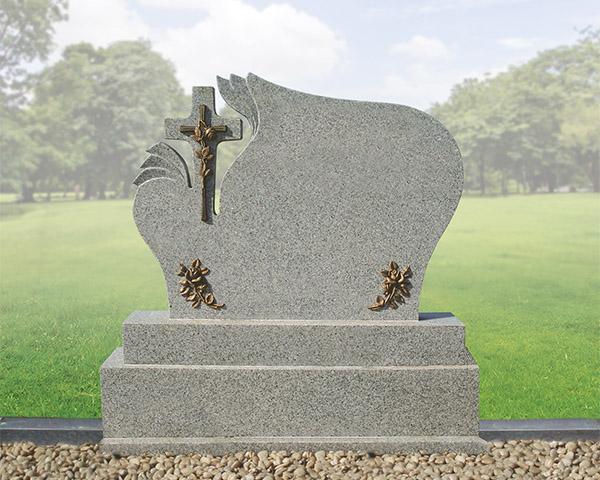 HS07 - Headstone & Gravestones
