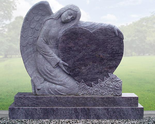 HS01 - Headstone & Gravestones