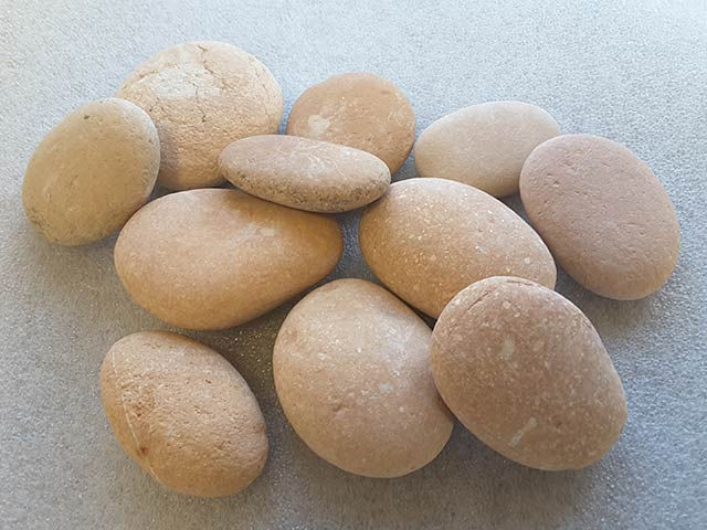 Japanese Pink Pebbles