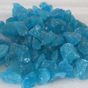 Turquoise Glass Chippings
