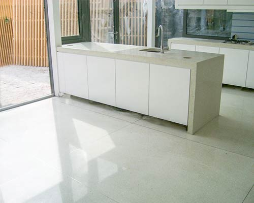 Example of Terrazzo Floor by PJ Ryan