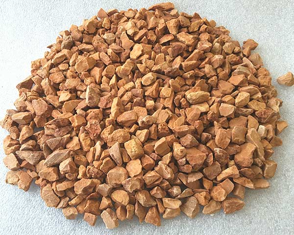 Red Verona Terrazzo Chippings