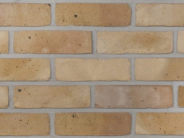 Midland Stone Handmade Yellow Wall Bricks