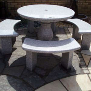 Midland Stone - Garden Furniture Liscannor