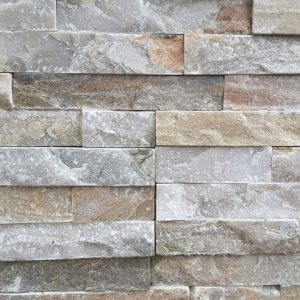 Midland Stone Natural Paving Stone Quartz stick on stone