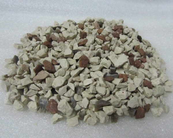 Midland Stone Pebble Dashing & Chipping Limestone Red