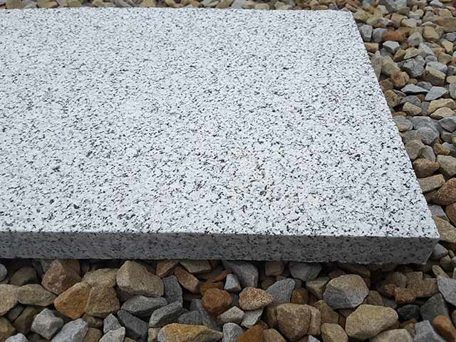 Light Grey Granite Paving Stone Midland Stone