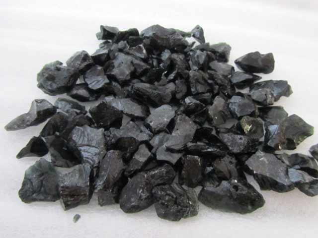 Black Recycled Glass MSKU2016