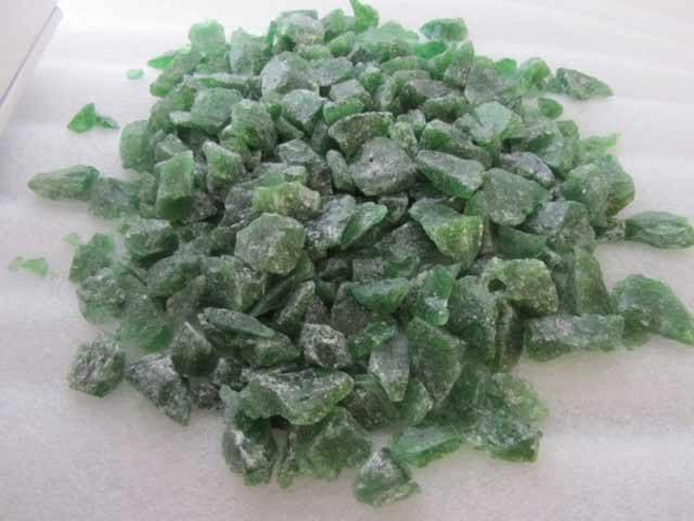 Green Recycled Glass MSKU2019