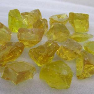 Yellow Recycled Glass MSKU2023