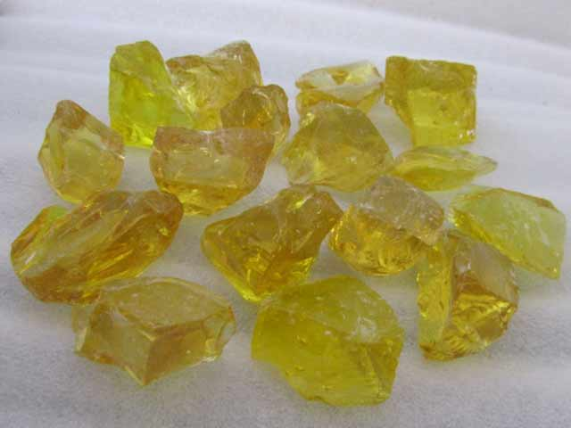 Yellow Recycled Glass MSKU2023